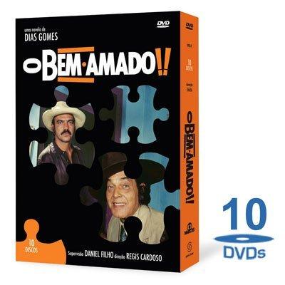 O Bem Amado (Uma Novela de Dias Gomes) - (10 DVDs Box Set) by Paulo - Dia Channel Set
