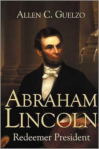 Book Abraham Lincoln: Redeemer President