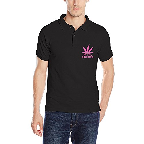 Addicted White Marijuana Leaf Logo Print - Limited Edition Ss Jersey Shopping Results