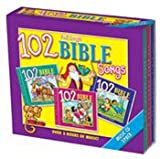 102 Bible Songs 3 Cd Set