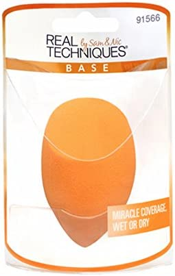 3 Pack) Real Techniques Miracle Complexion Sponge - Miracle Complexion Sponge: Amazon.es: Belleza