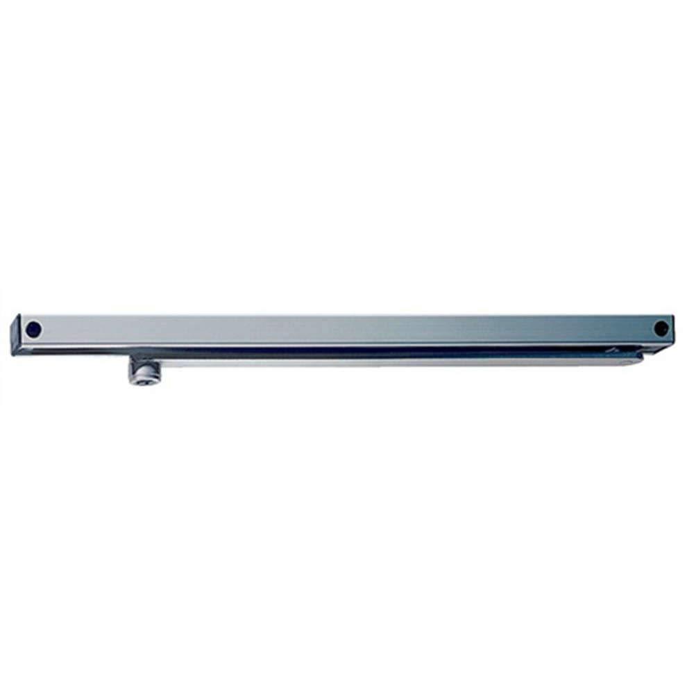 T/ürschli/ßer Geze GEZE T/ürschlie/ßer TS5000 in Silber Komplettpaket inkl Montageplatte und Gleitschiene
