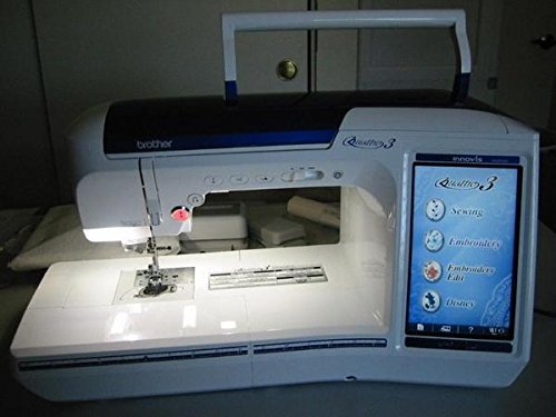 innovis 1500d embroidery machine price