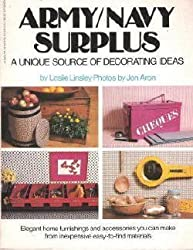 Army/Navy surplus: A unique source of decorating ideas
