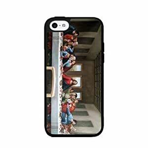 The Last Supper - TPU RUBBER SILICONE Phone Case Back Cover iPhone 5c