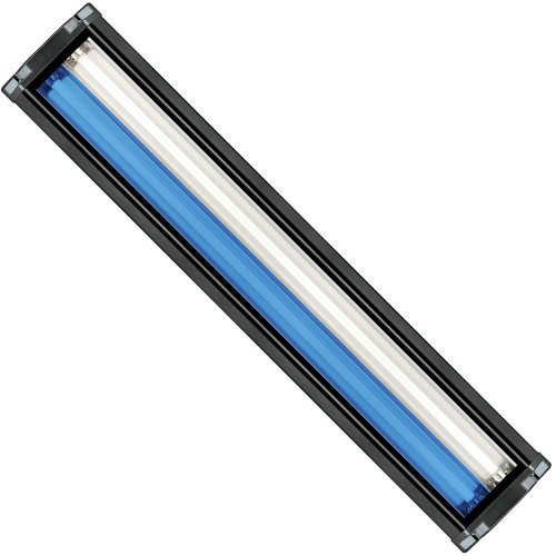 Wave-Point 36-Inch 78-Watt 2 Bulb High Output Lighting System, (Wave High Output Fluorescent Fixture)