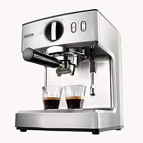 LJHA kafeiji Máquina de café Espresso, máquina de café Inteligente, máquina de café semiautomática