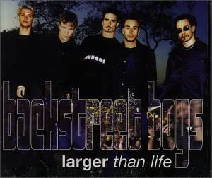 Backstreet Boys - Larger Than Life / If You Knew What I ...