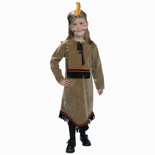 Delux (Infant Indian Costumes)