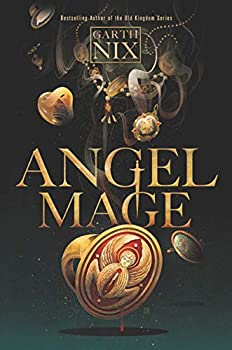 Angel Mage by Garth Nix science fiction and fantasy book and audiobook reviews
