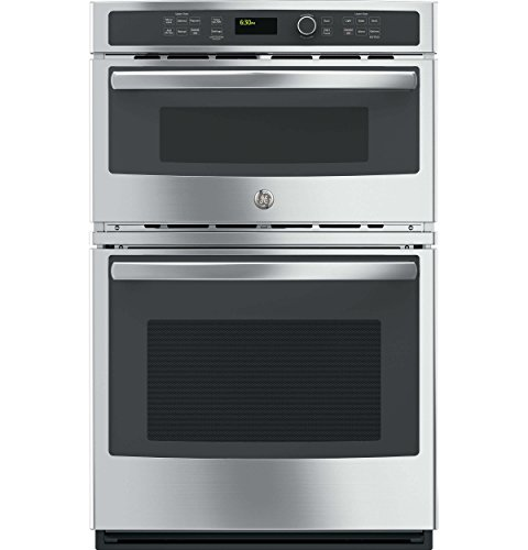 GE JK3800SHSS 27″ Stainless Steel Electric Combination Wall Oven