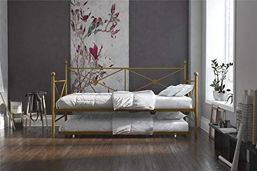 - DHP Lina Daybed, Twin, Gold