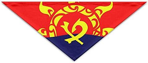 HFFYDH - Bandana de conglomerado Comunista con Bandera de Solemn y ...