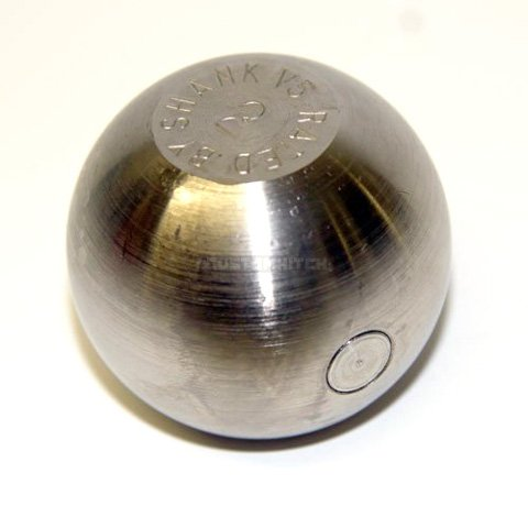 2 5/16'' BALL ONLY - STAINLESS, Manufacturer: CONVERT-A-BALL, Manufacturer Part Number: 601B-AD, Stock Photo - Actual parts may vary. by Convert-A-Ball (Image #1)