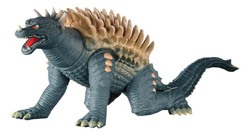 410JNFABZVL - Godzilla Bandai Japanese 6 Inch Vinyl Figure 2005 Final Wars Anguirus