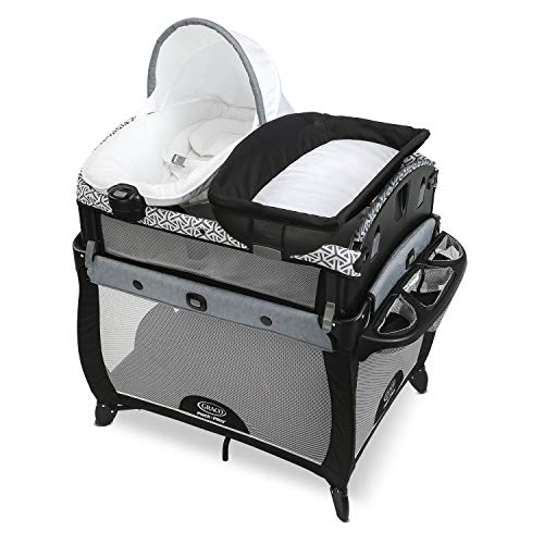 Graco Pack n Play Newborn2Toddler Playard, Mahan