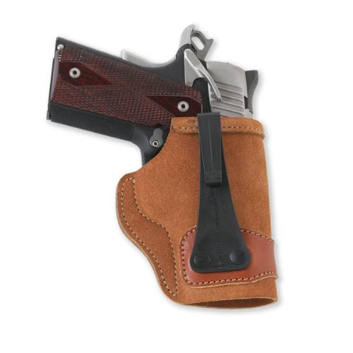 Galco Tuck-N-Go Inside The Pant Holster for Kimber 3-Inch 1911 (Natural, Right-Hand) (Galco Inside The Pants Holster)