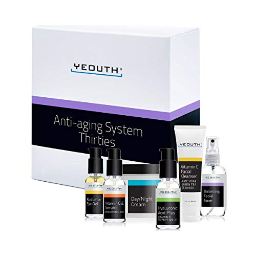 YEOUTH Anti aging Kit Thirties Hyaluronic product image