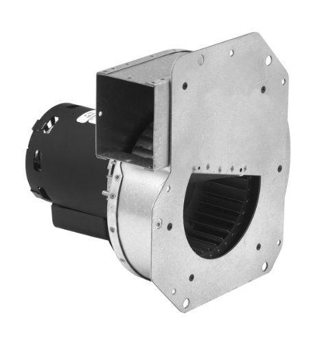 Fasco A270 3.3'' Frame Permanent Split Capacitor OEM Replacement Specific Purpose Blower with Ball Bearing, 1/15HP, 3350/2800rpm, 208-230V, 60Hz, 0.42/.50amps