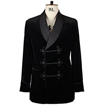 Designer Smoking Jacket | Rajgharana Exports Men S Designer Velvet Smoking Blazer Luxury