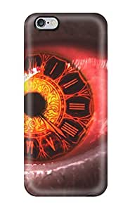 Fashion KLIMyCV29654wvpKL Case Cover For Iphone 6 (dark Artistic)