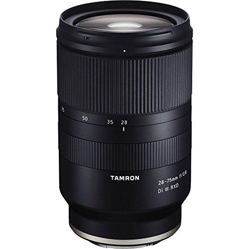Tamron 28-75mm F/2.8 for Sony Mirrorless Full Frame E Mount (Renewed)