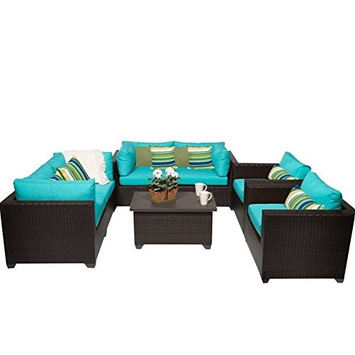 Tk Classics Outdoor Wicker Furniture Key Pieces