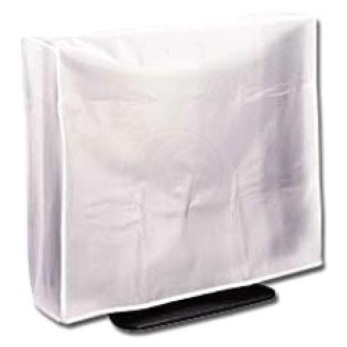 Bildschirm Staubschutz-H/ülle f/ür Monitore Flachbildschirm LCD TV 17 56x15x45 cm PrimeMatik