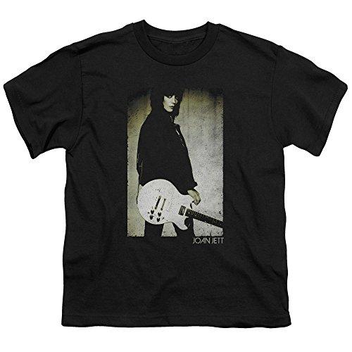 Turn -- Joan Jett Youth T-Shirt, Youth Medium