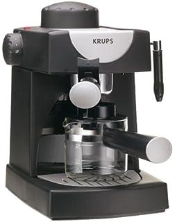 KRUPS FND111 Allegro Espresso Maker, black