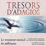 Trésors des Adagios (Coffret 4 CD)