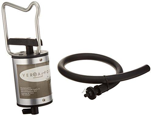 Sammons Preston Versa Form Vacuum Pump, Air Pump Tool for Bed Pillow, Pumping Tool for Versa Form and Versa Form Plus Positioning Air Pillows, Vacuum Accessory ()