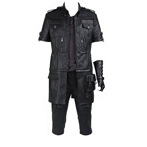 CosplayDiy Men's Outfit for Final Fantasy XV Noctis Lucis Caelum Cosplay (Noctis Lucis Caelum Cosplay Costume)