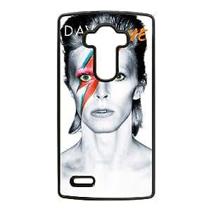 caso G4 David Bowie R9K03B7UJ funda LG Funda 1D74UO negro