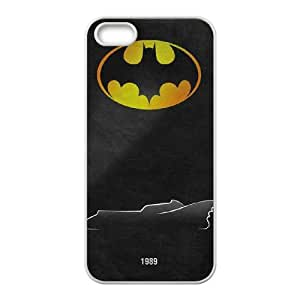 Batman Batmobile iPhone 4 4s Cell Phone Case White 218y-728877