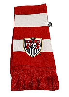 US Soccer Football Official Merchandise USA Scarf Bar