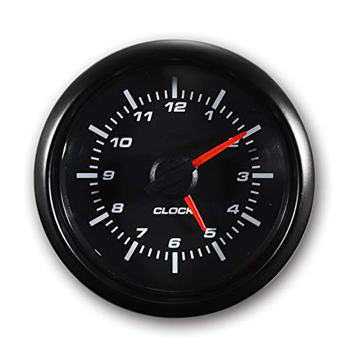 12v analog car clock - 2