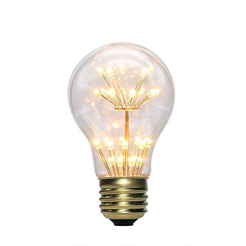 outlet leideal starry led bulb e26 base 2200k a19 edison decorative led light bulbs christmas