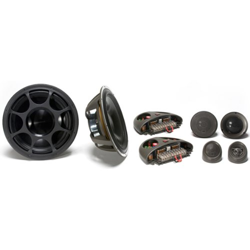 "Morel Elate 903 9"" 3-Way Car Stereo Component Speaker System"