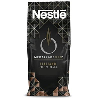 Nestle (2.2 lb) Italian Dark Roast Whole Coffee Beans - 1kg from PRODUCTOS DEL CAFÉ, S.A