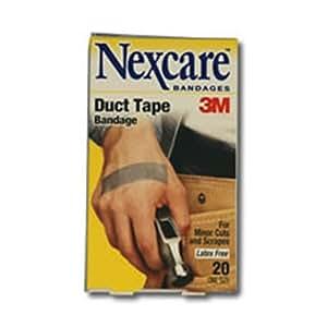 Duct Tape Bandage, Latex-free, Assorted (MMM52020)