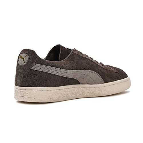 Suede RIDGE Men PUMA Sneaker Classic ROCK FALCON Brown zw65qwP