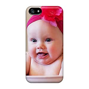 Quality AbbyRoseBabiak Cases Covers With Cutest Baby Girl Nice Appearance Compatible With Iphone 5/5s