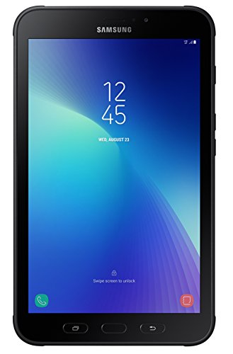 "Samsung Galaxy Tab Active 2 8.0"" 16GB, 3GB RAM (WiFi + Cellular) SM-T395, IP68 Water Resistant, 4G LTE Tablet & Phone GSM Unlocked w/ S Pen - International Model"