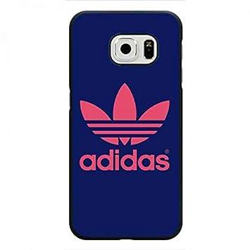 Adidas Handyhülle für Samsung Galaxy S6 Edge,Adidas Originals Logo Hülle für Samsung Galaxy S6 Edge,Sport Marke Adidas Handy Schutzhülle für Samsung