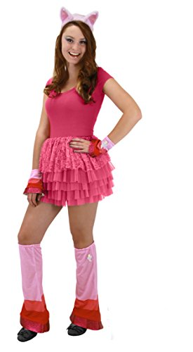 My Furry Costume (Elope My Little Pony Pinkie Pie Costume Headband with Ears)