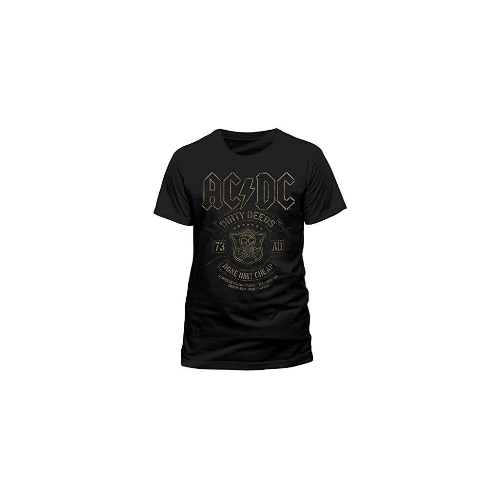 AC/DC Camiseta