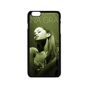 Ariana Grande Fashion Comstom Plastic case cover For Iphone 6