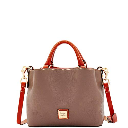 Dooney & Bourke Pebble Grain Mini Barlow Top Handle Bag ()