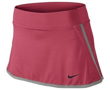 Nike Tennis Rock Power - Falda de tenis para mujer, color rosa, talla S: Amazon.es: Deportes y aire libre